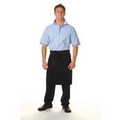 Cotton Drill Half Apron With Pocket