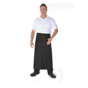 P/C Continental Aprons With Pocket