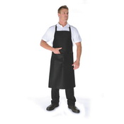 Cotton Drill Full Bib Apron With Pocket