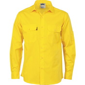 Cool-Breeze Work Shirt- Long Sleeve