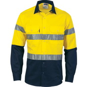 HiVis Cool-Breeze Cotton Shirt with Generic