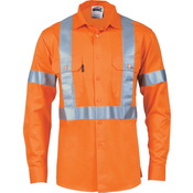 HiVis D/N Cotton Shirt with