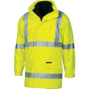 "HiVis Cross Back D/N ""6 in 1"" jacket