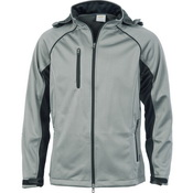 Ladies Full Zip Swiss Softshell Jacket