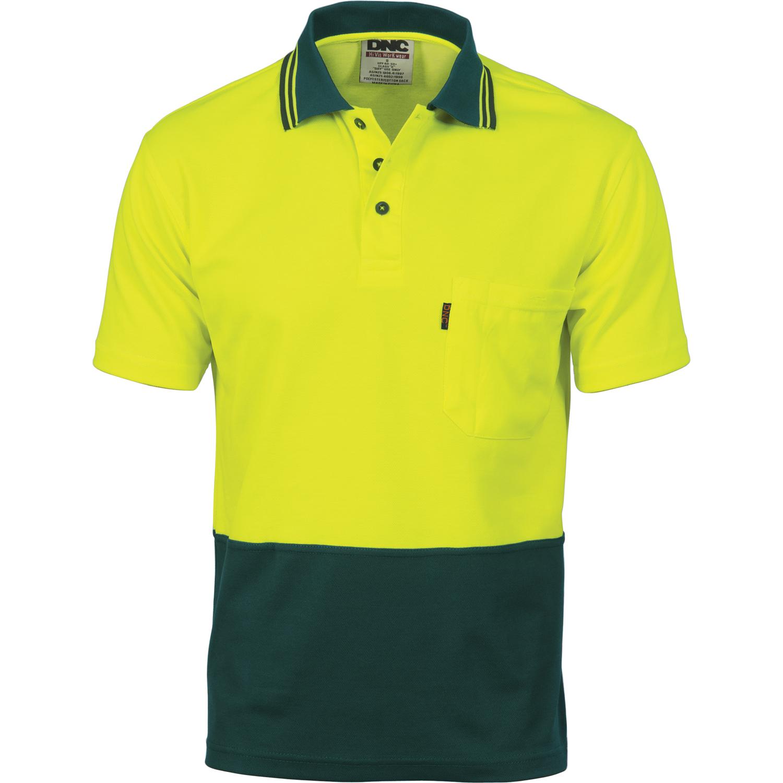 How to wear a polo shirt collar
