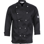 Three Way Air Flow Chef Jacket - Long Sleeve