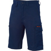 Digga Cool-Breeze Cotton Cargo Shorts