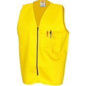 Patron Saint Flame Retardant Drill ARC Rated Safety Vest