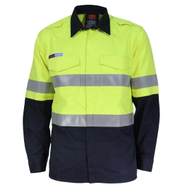 INHERENT FR PPE2 2T D/N SHIRT
