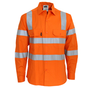 Hi-Vis 3 way Cool-Breeze VIC Rail Shirt