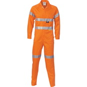 HiVis Cotton Coverall with
