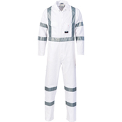 RTA Night Worker Coverall with CSR R/Tape