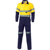 HiVis Cool-Breeze two tone L.Weight Cott on