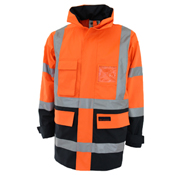 "HiVis ""H"" pattern 2T Biomotion tape jacket"