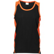 Adult Cool-Breathe Contrast Singlet