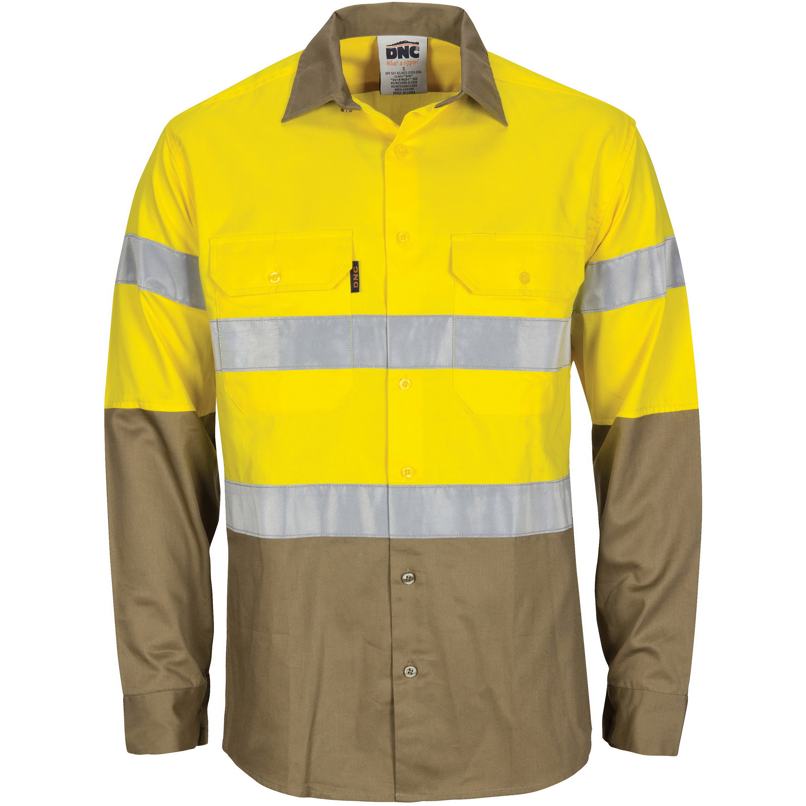 Safety Yellow Shirts >> Product Display - DNC Workwear - workwear, work wear, clothing, winter wear, polo shirts ...