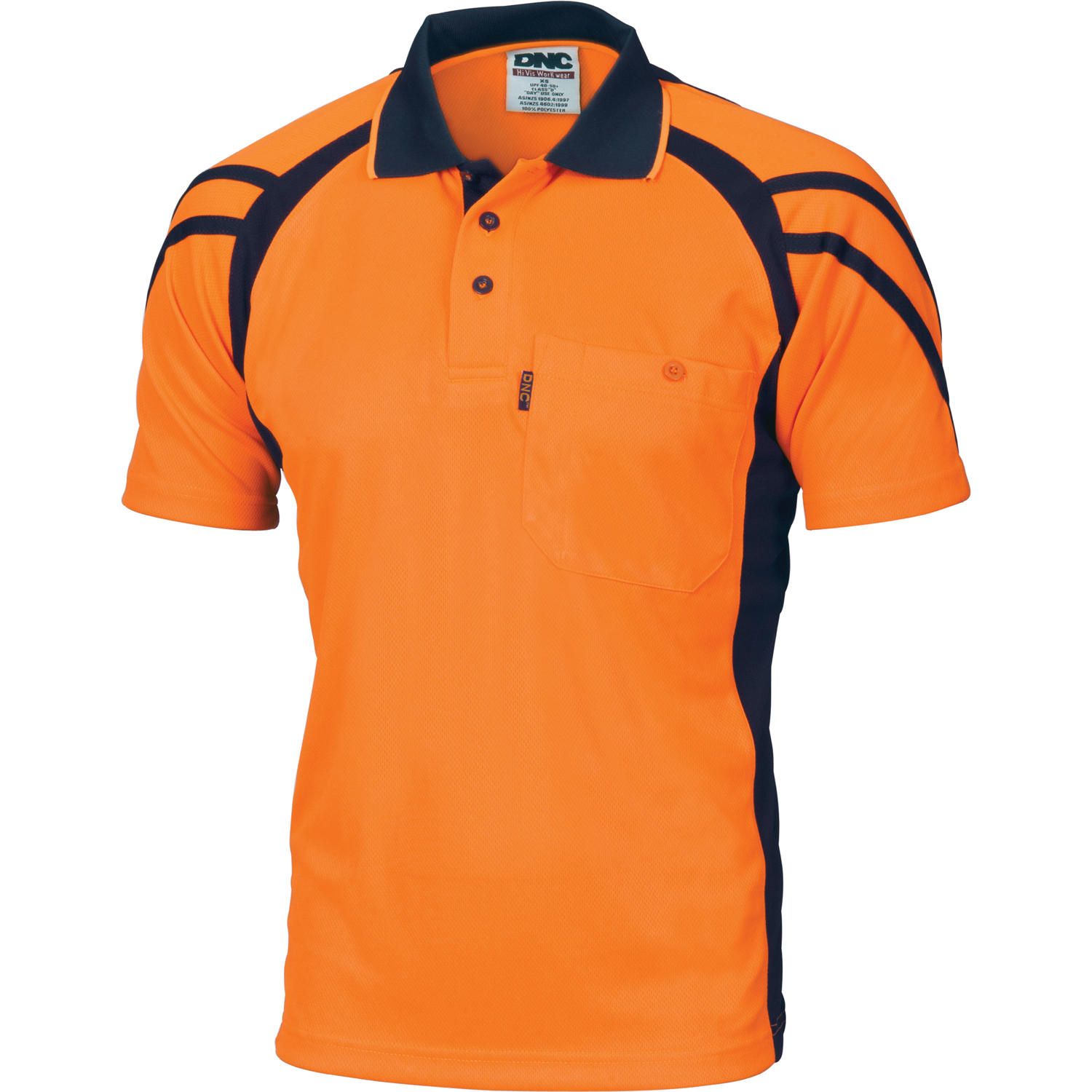 Product display dnc workwear workwear work wear for Work polo shirts with logo